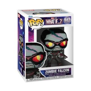 Figurine Funko Pop Zombie Falcon - What If..? N°942