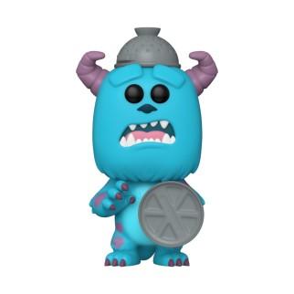 Figurine Funko Pop Sully avec un couvercle - 20ans de Monstres & Compagnie N°1156