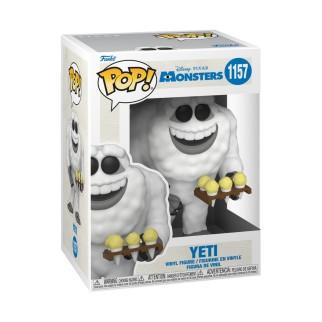 Figurine Funko Pop Yeti avec des glaces - 20ans de Monstres & Compagnie N°1157