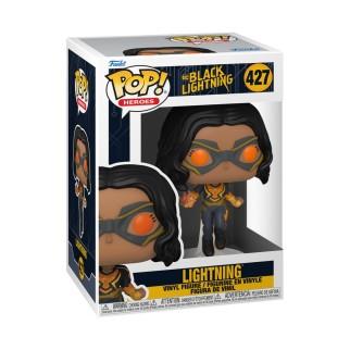 Figurine Funko Pop Black Lightning - Lightning DC Comics N°427