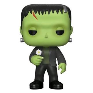 Figurine Funko Pop Frankenstein avec une fleur (brille dans le noir) N°607