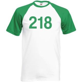 """T-Shirt """"Squid Game - N°218"""""""