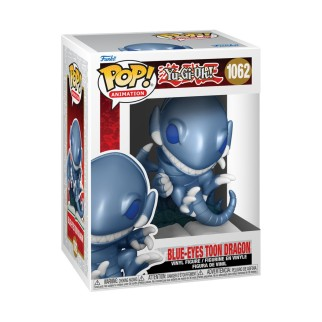 Figurine Funko Pop Blue Eyes Toon Dragon - Yu-Gi-Oh N°1062