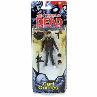 Figurine McFarlane Carl Grimes - The Walking Dead Comics