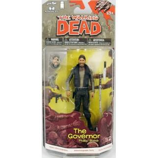 Figurine McFarlane The Governor Phillip Blake - The Walking Dead Comics