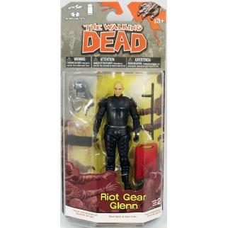 Figurine McFarlane Riot Gear Gleen - The Walking Dead Comics