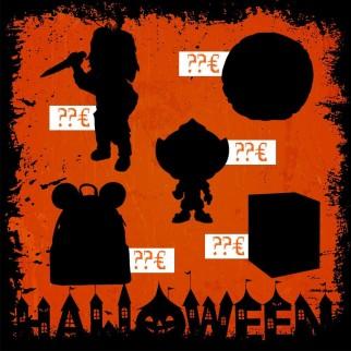 Produit Surprise Spécial Halloween