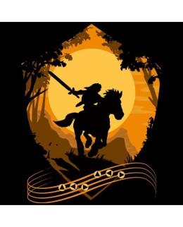 """T-Shirt """"Cavalier Légendaire"""""""