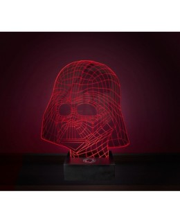 Lampe Star Wars Dark Vador effet 3D