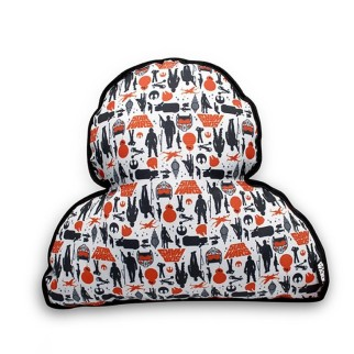 Coussin Star Wars BB-8