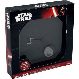 Horloge Star Wars avec effet 3D