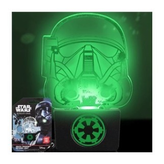 Porte-clefs lumineux Death Trooper