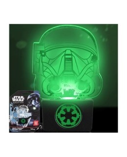 Porte-clefs lumineux Death Trooper