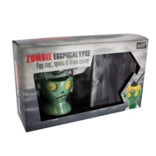 Coquetier zombie
