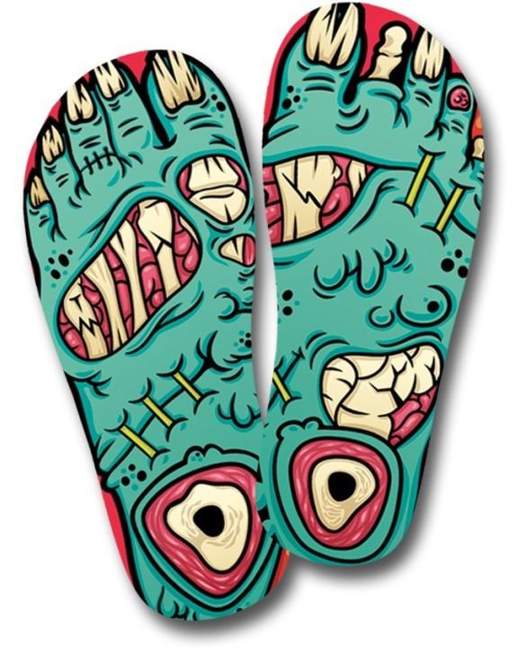 Tongs zombie