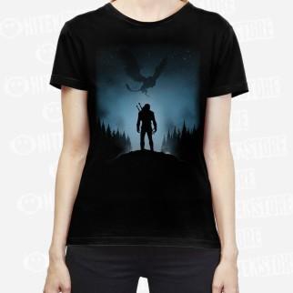 """T-Shirt """"Sorceleur armé"""""""