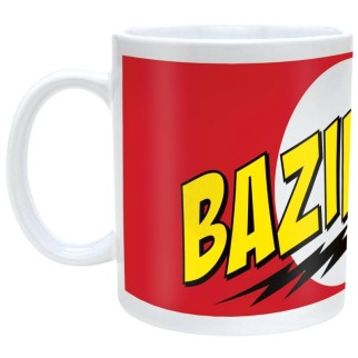 Mug Bazinga The Big Bang Theory
