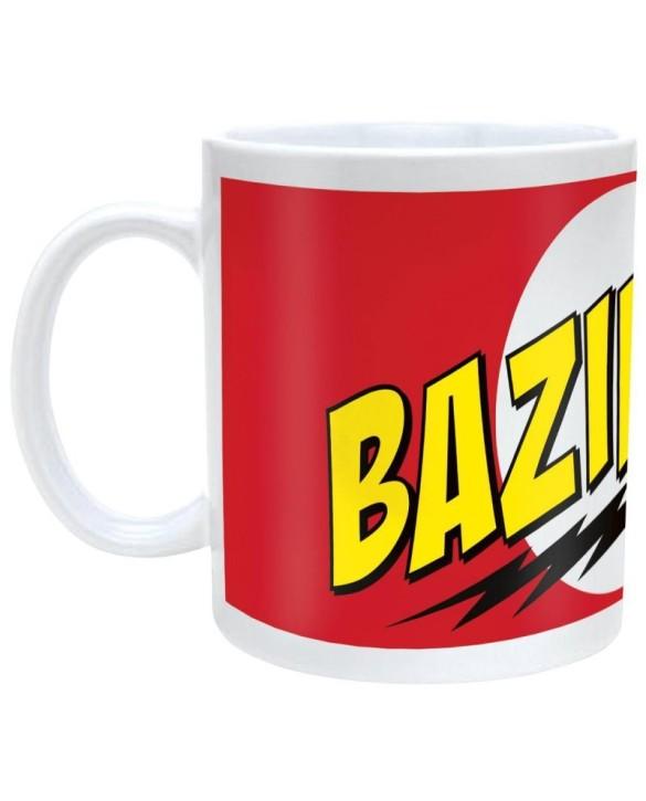 Mug Bazinga The Big Bang Theory