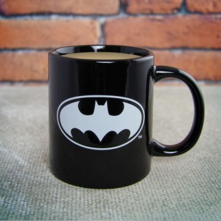 Mug Batman phosphorescent