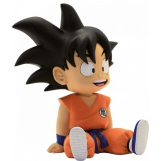 Figurine tirelire Dragon Ball Son Goku