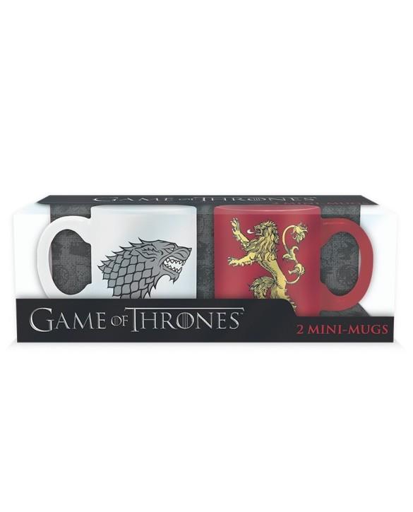Mini mugs Game of Thrones