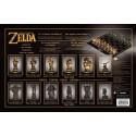 Jeu d'échecs The Legend of Zelda (edition collector)