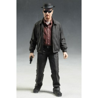 Figurine Breaking Bad Heisenberg de 30 cm