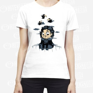"T-Shirt ""King of Crows"""
