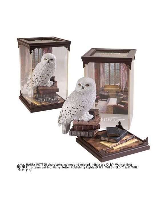 Figurine Hedwige - Créatures magiques d'Harry Potter