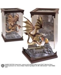 Figurine Dragon Hongrois Magyar à pointes - Créatures magiques d'Harry Potter