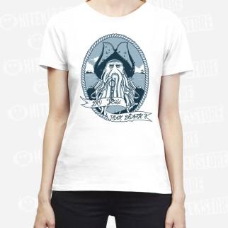 "T-Shirt ""Do You Fear Death"""