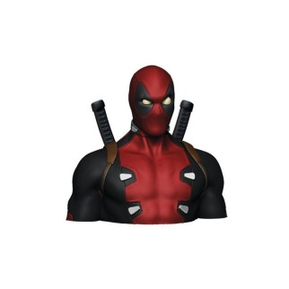 Tirelire buste Deadpool