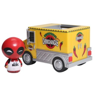 Figurine Deadpool - Van Chimichanga