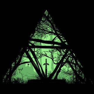 """T-Shirt """"Treeforce"""""""