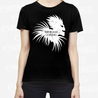 "T-Shirt ""Shinigami is coming"""