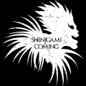 """T-Shirt """"Shinigami is coming"""""""