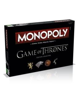 Monopoly Game of Thrones en Français