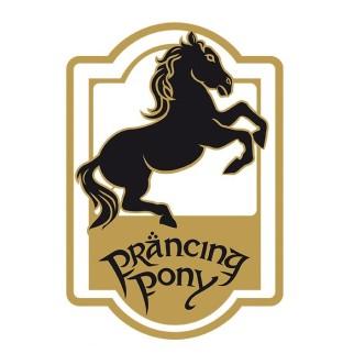 """Chope """"Prancing Pony"""" Le Seigneur des Anneaux"""