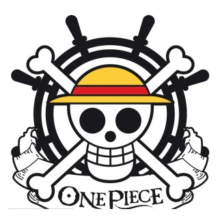 "Chope ""Skull Luffy"" One Piece"