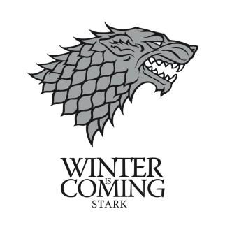 "Chope ""Stark"" Game of Thrones"