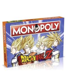 Monopoly Dragon Ball Z Français