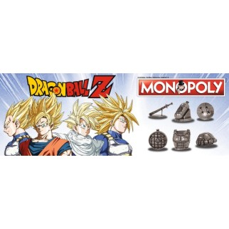Monopoly Dragon Ball Z Français