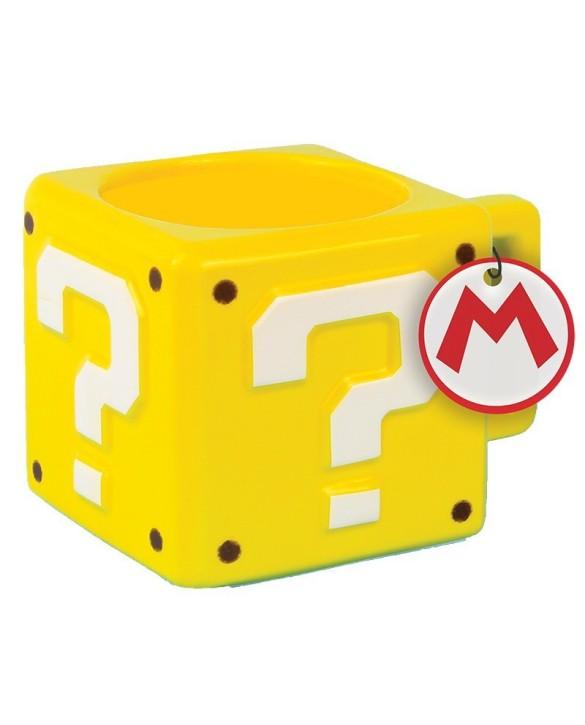 Mug Bloc Question - Nintendo