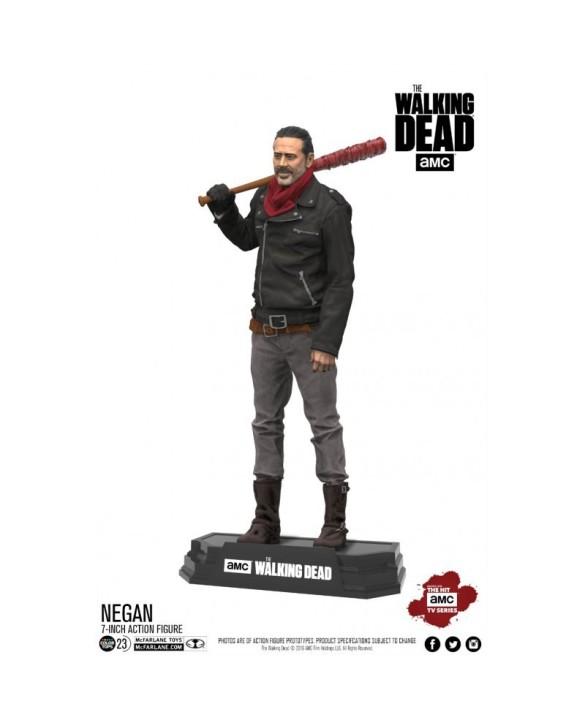 Figurine Negan - The Walking Dead