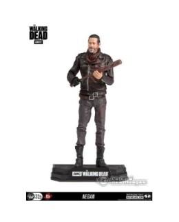 Figurine Negan The Walking Dead avec du sang (série limitée)
