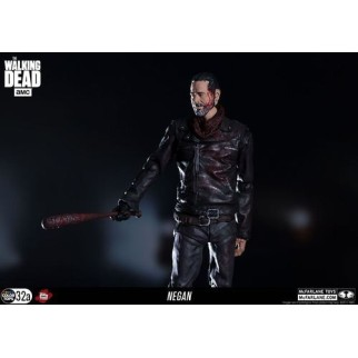 Figurine Negan avec du sang - The Walking Dead